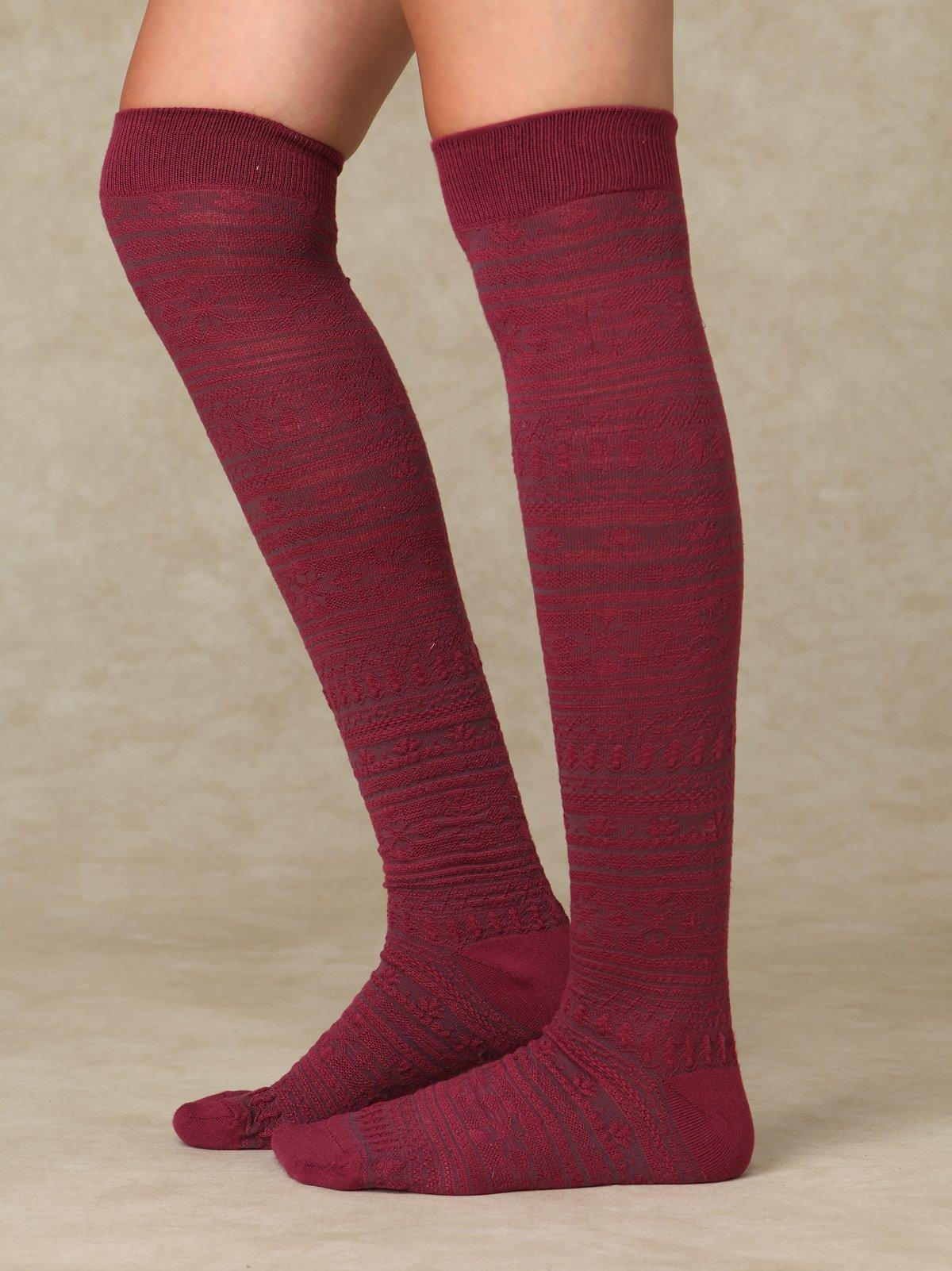 Soft Nordic Tall Sock