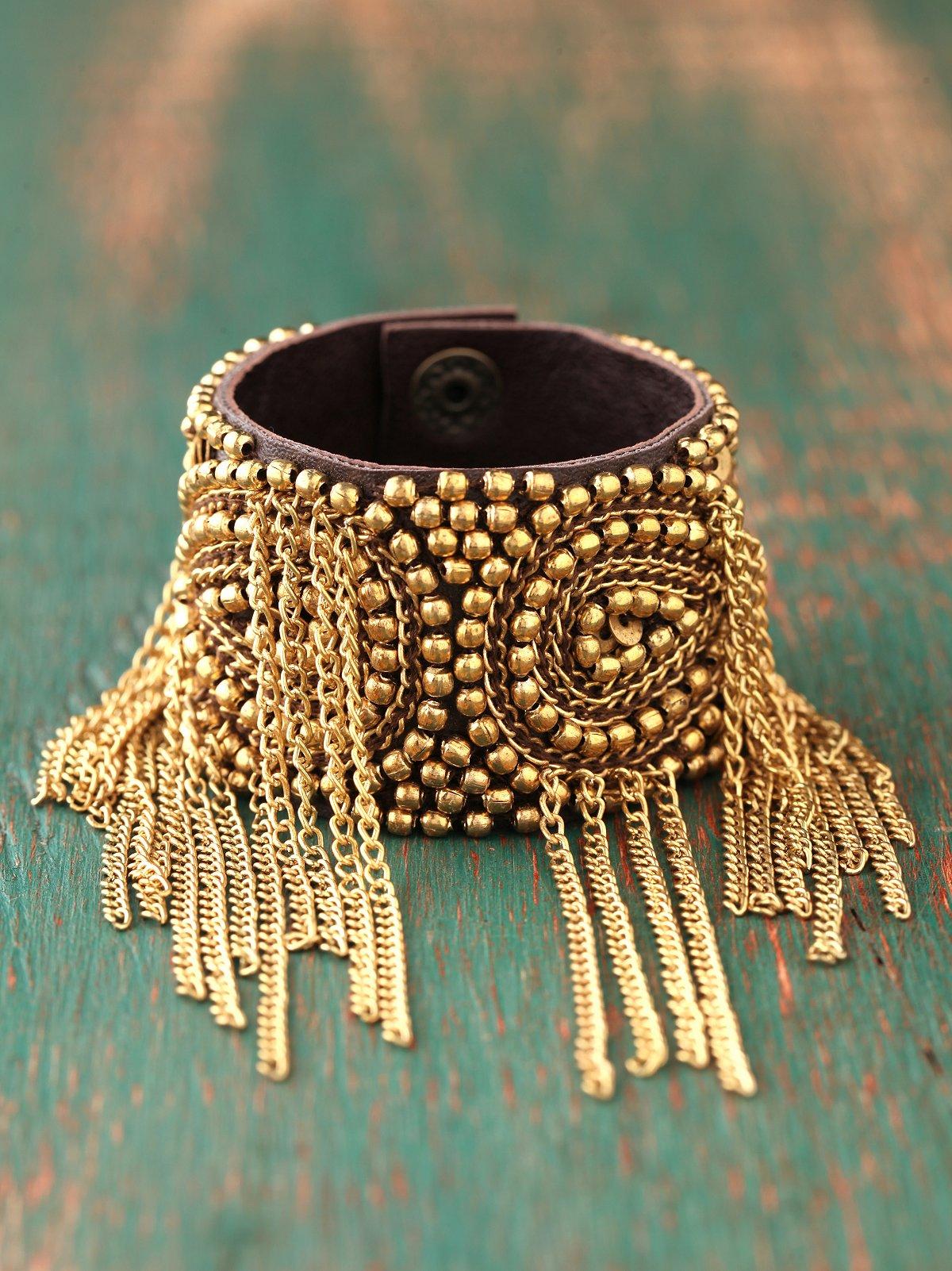 Dynasty Fringe Bracelet