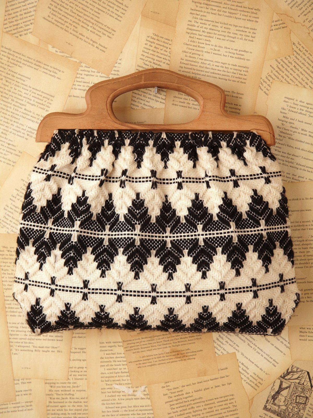 Vintage 1950s Sewing Bag