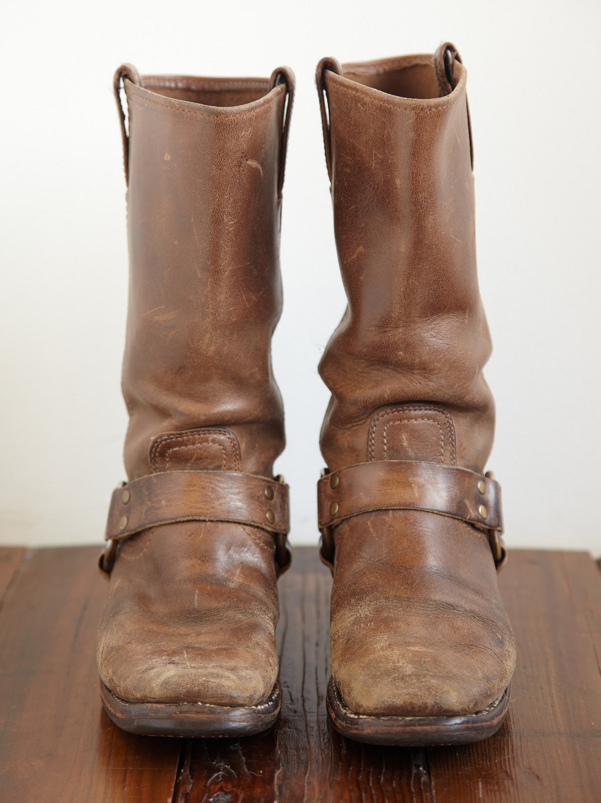 Vintage Harness Boot