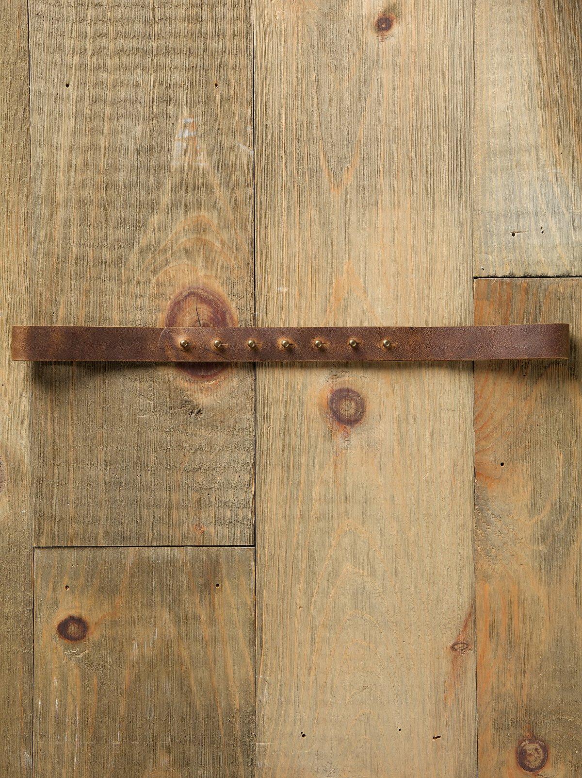 Skinny Peg Waist Belt