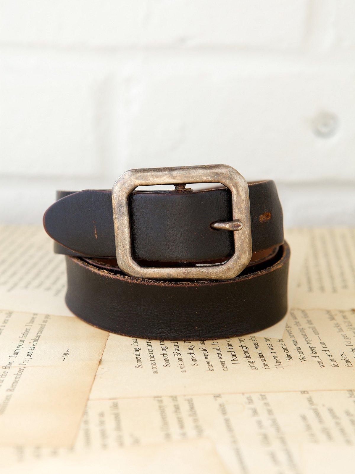 Vintage 1970s Salem Belt