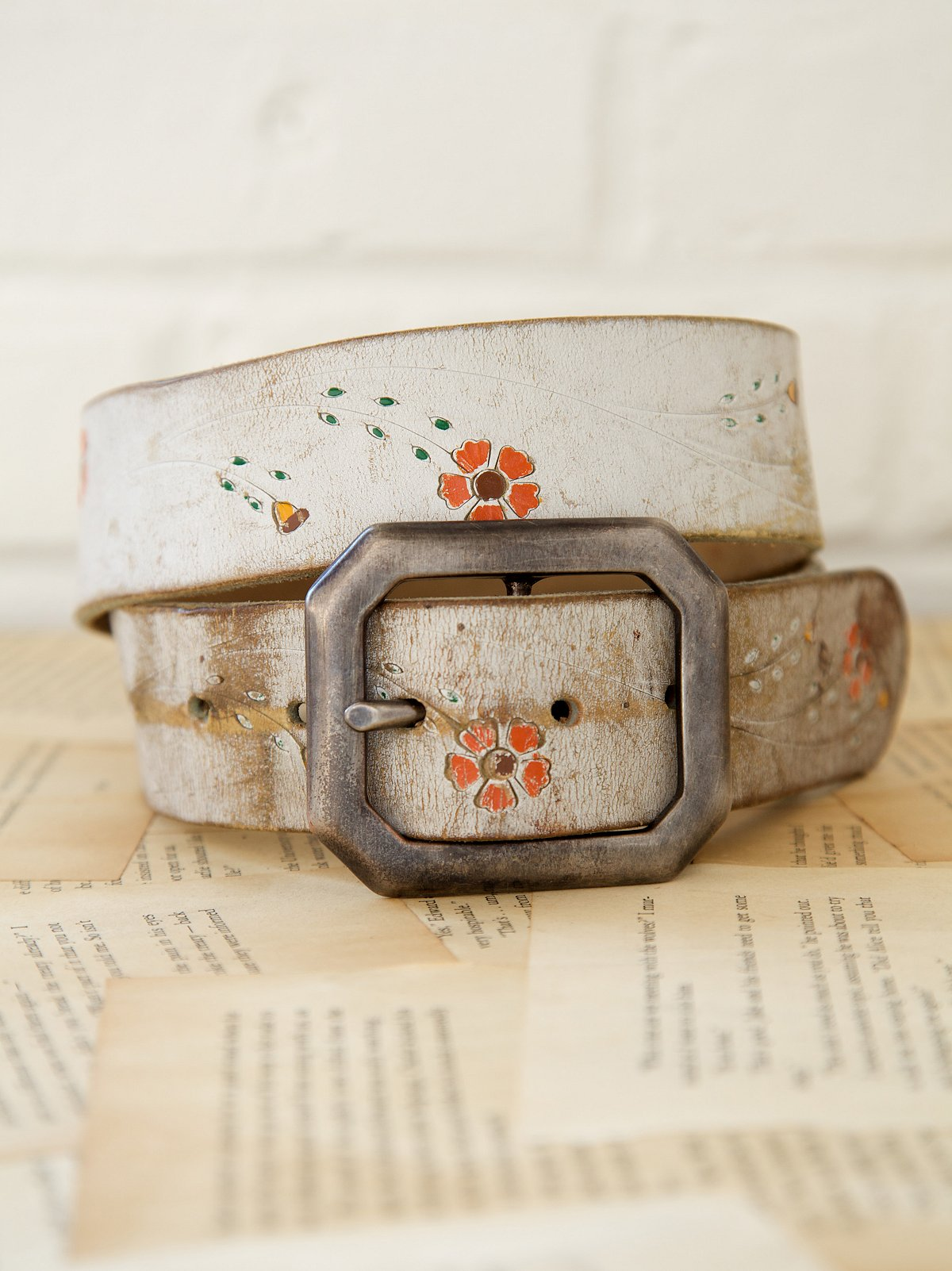 Vintage 1970s Dolly Belt