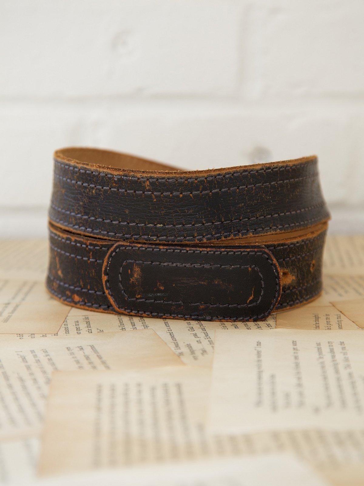 Vintage 1970s Hester Belt