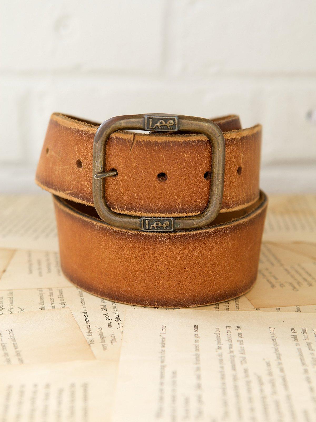 Vintage 1970s Wonderland Belt