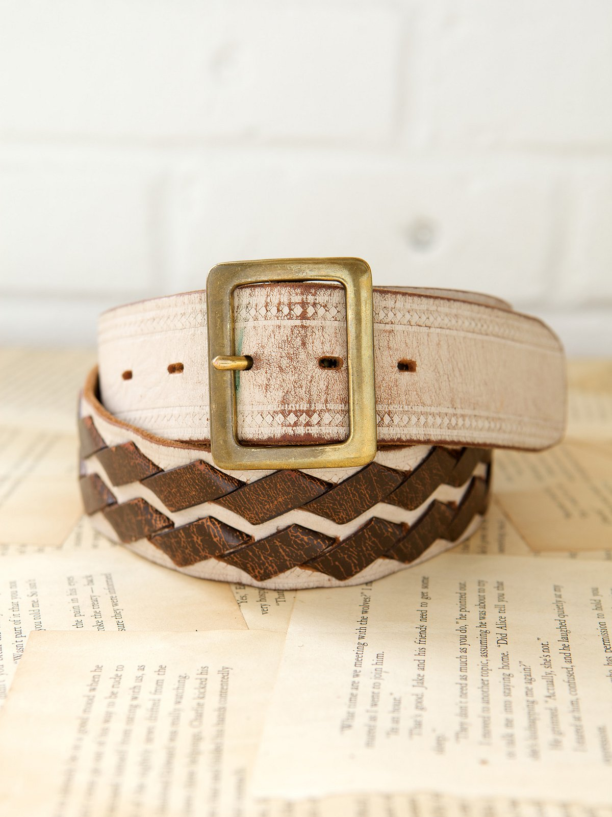 Vintage 1970s Willie Jean Belt