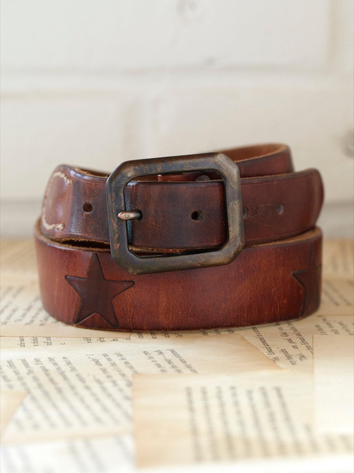 Vintage 1970s Denton Belt