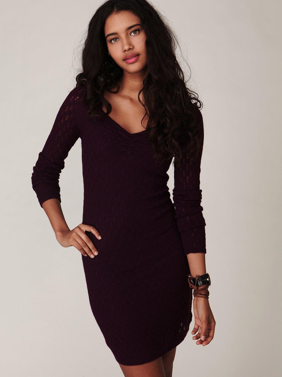 Sweater Bodycon Dress