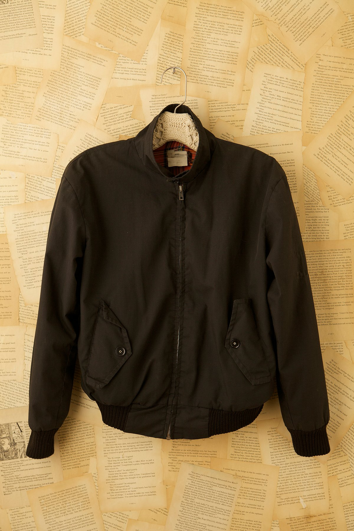 Vintage 1970s Harrington Jacket