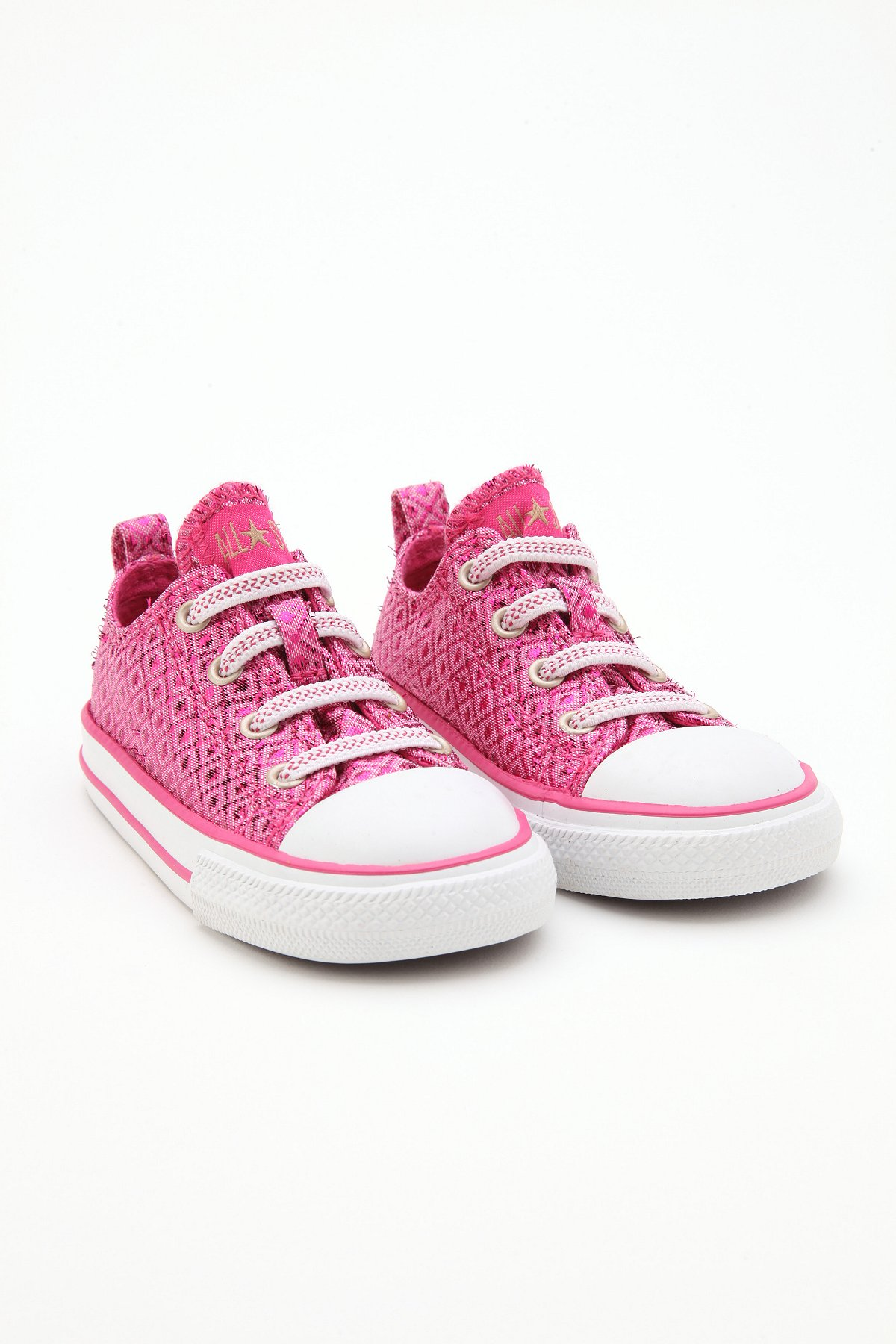 Wee People Toddler Tinsel Chucks