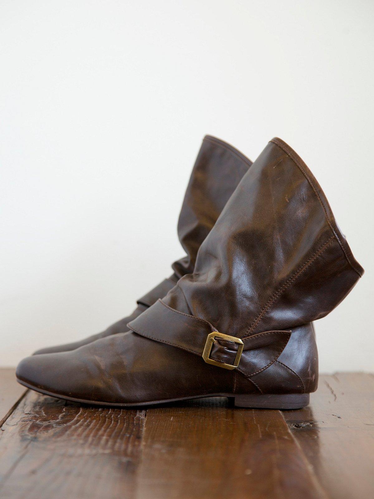 Vintage 1980s Shortie Boots