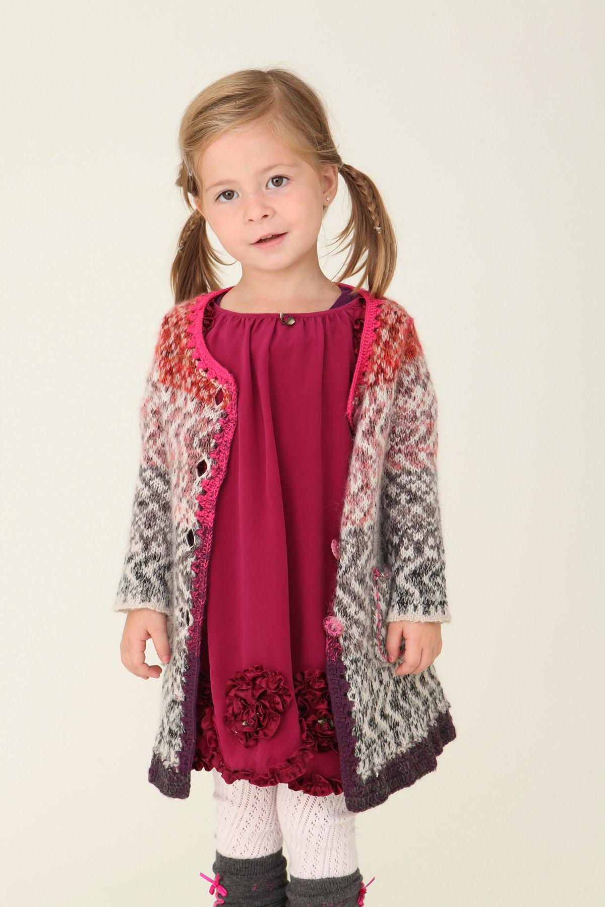 Wee People Thumbelina Sweater Coat