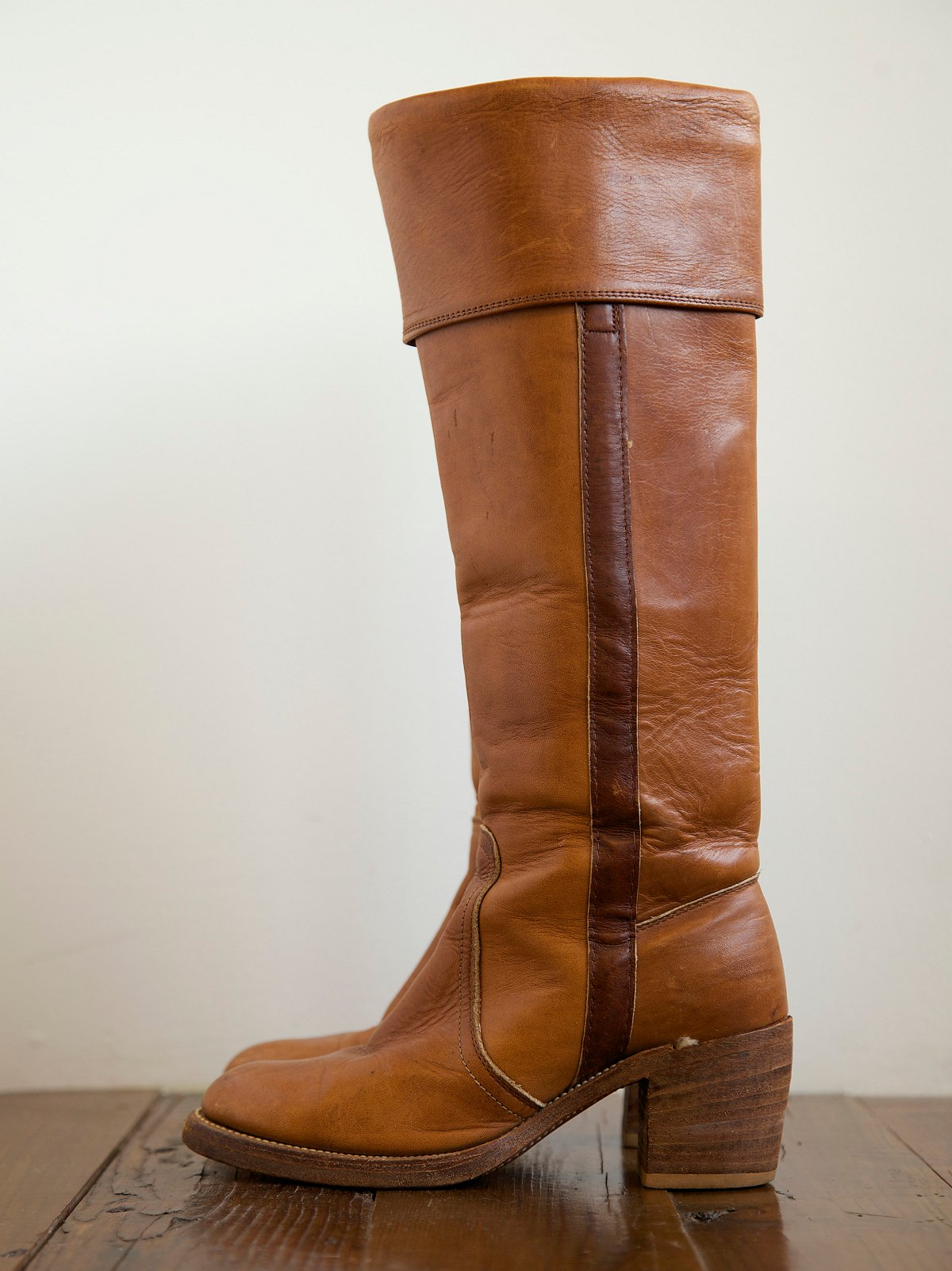 Vintage 1960s Tall Frye Boots