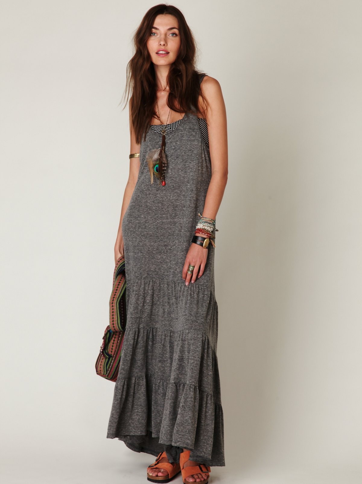 Move West Maxi Dress