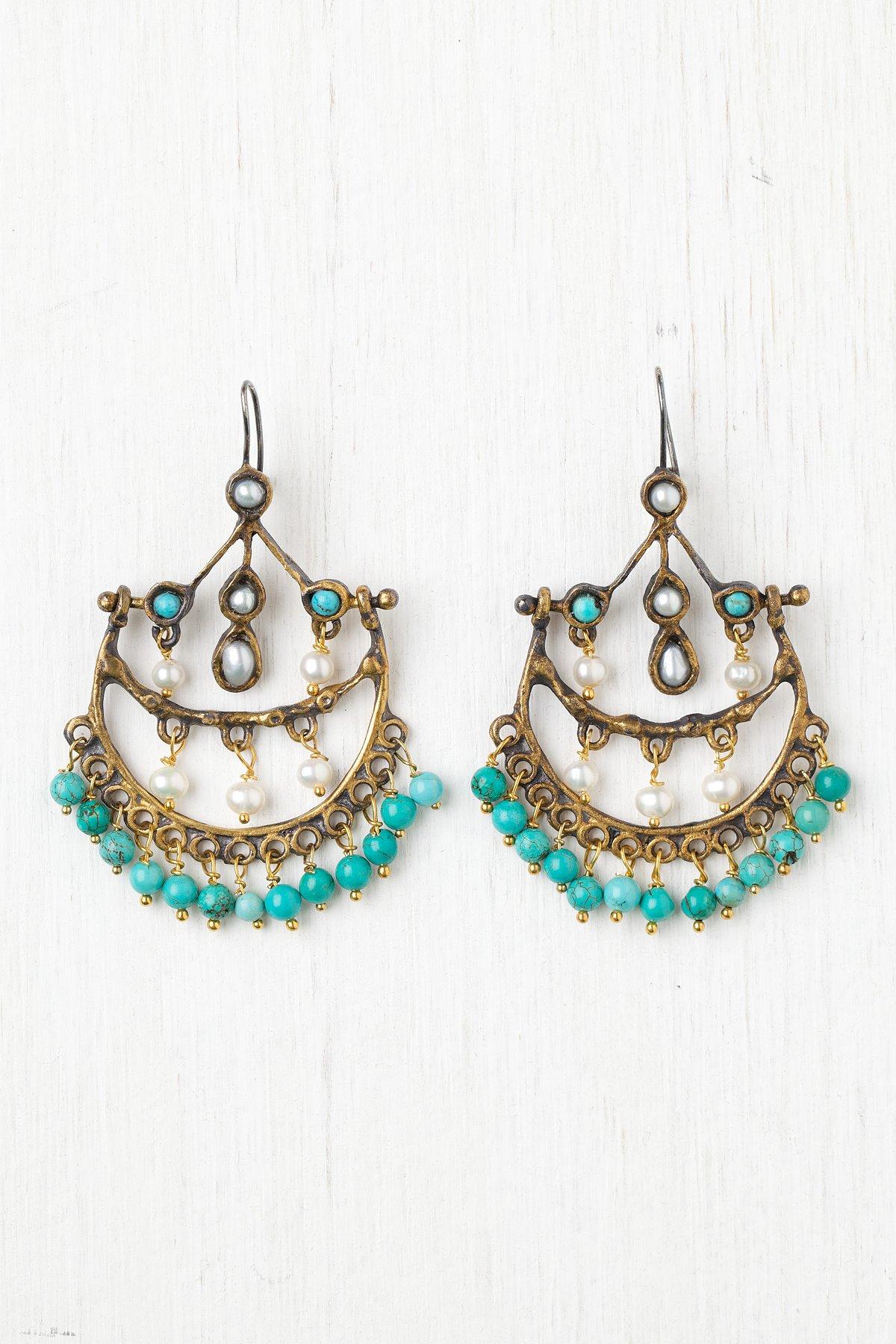 Crillian Earrings