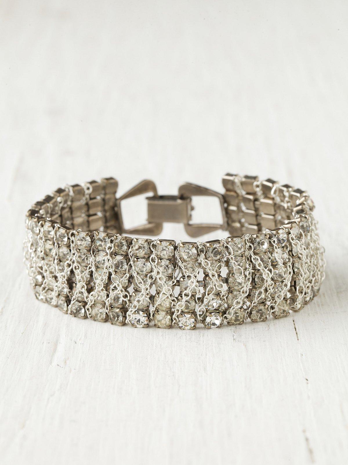 Tangled Stone Bracelet