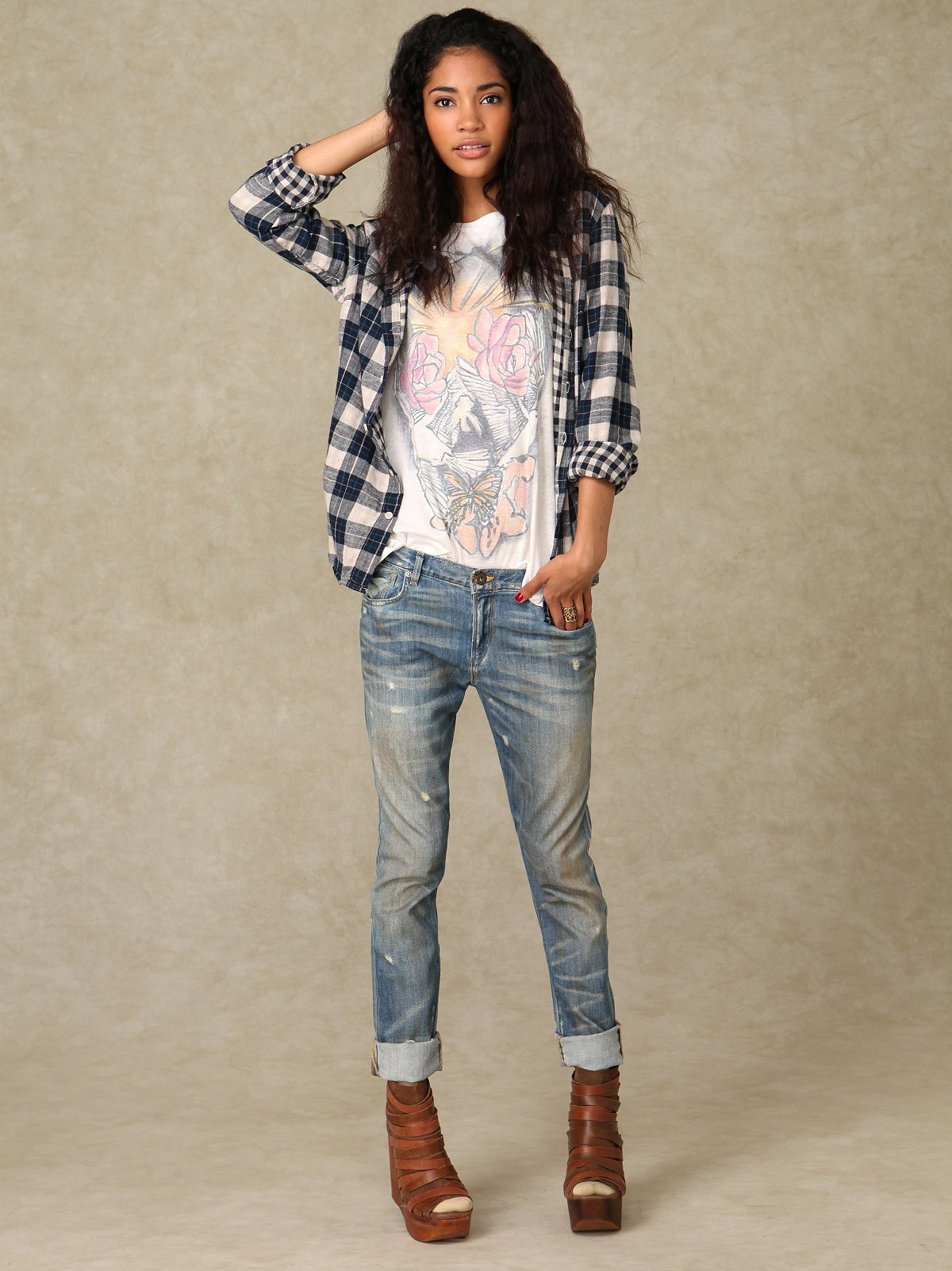 PRPS Skinny Slouch