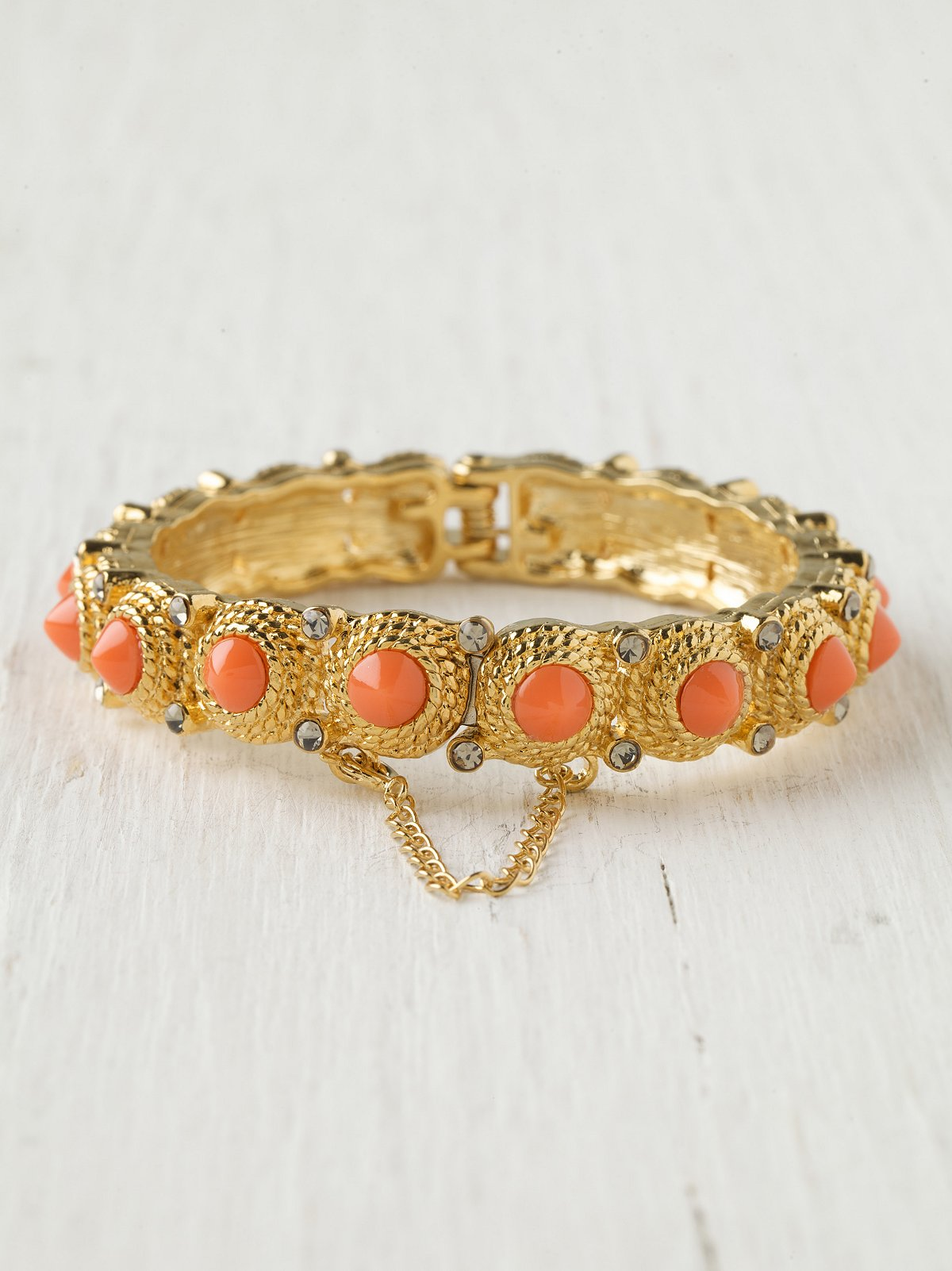 Greta Filigree Bangle