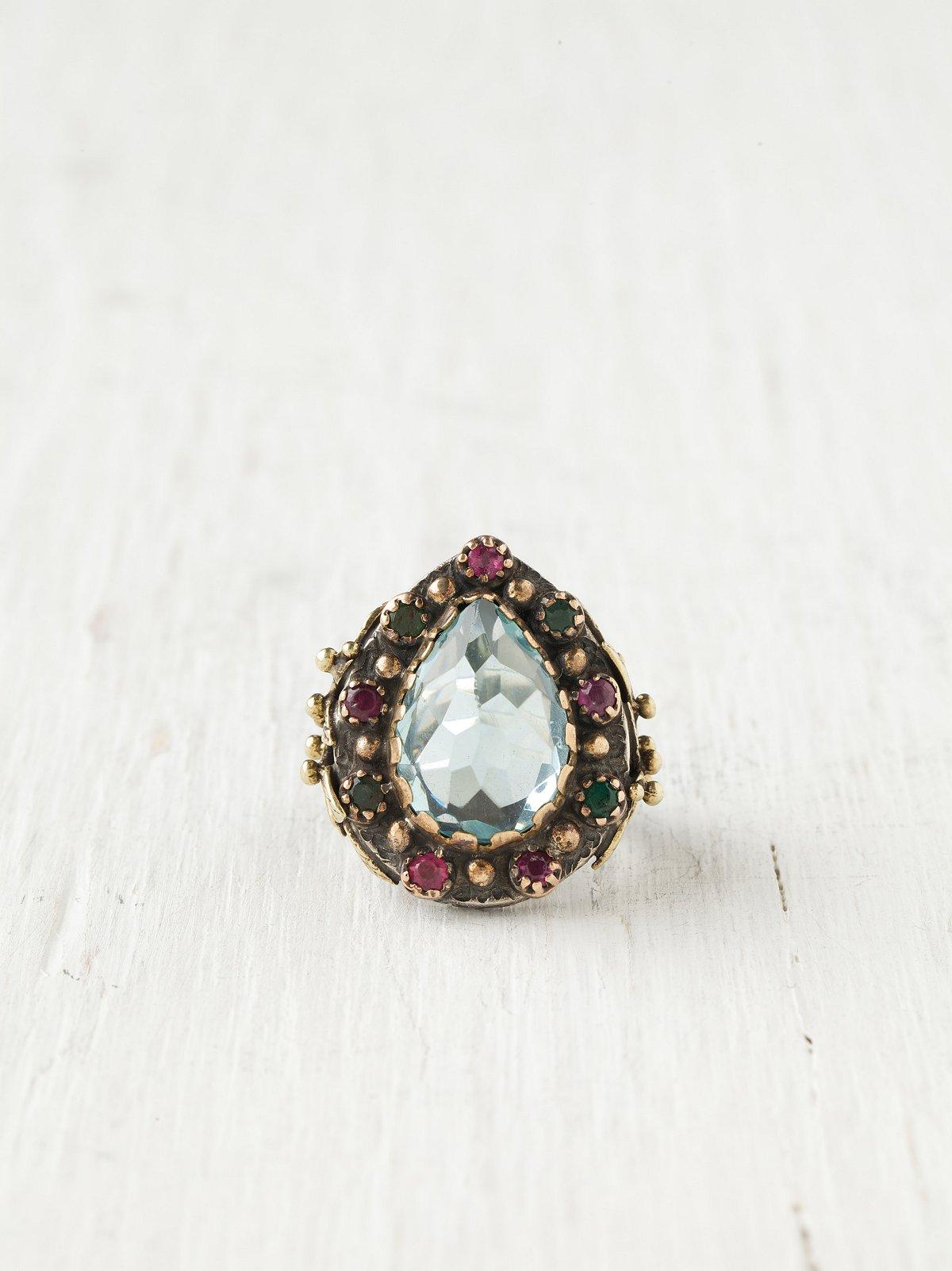 Malia Stone Ring