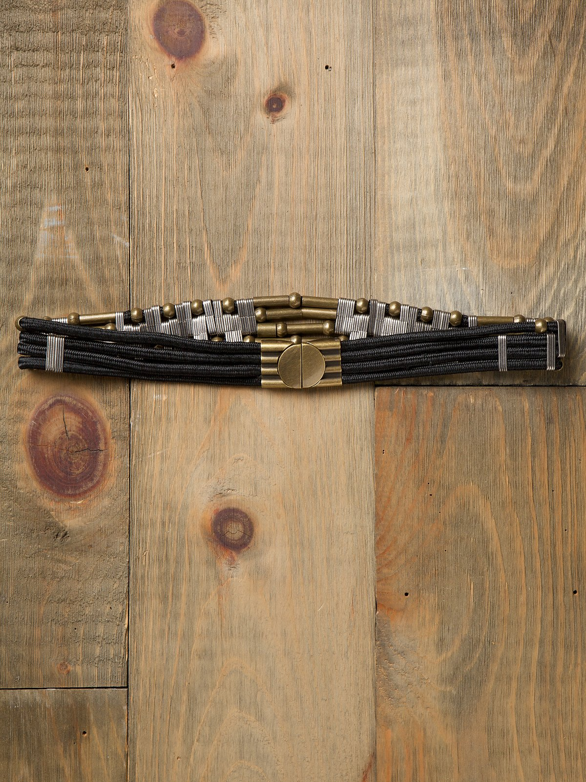 Heavy Metal Waist Belt