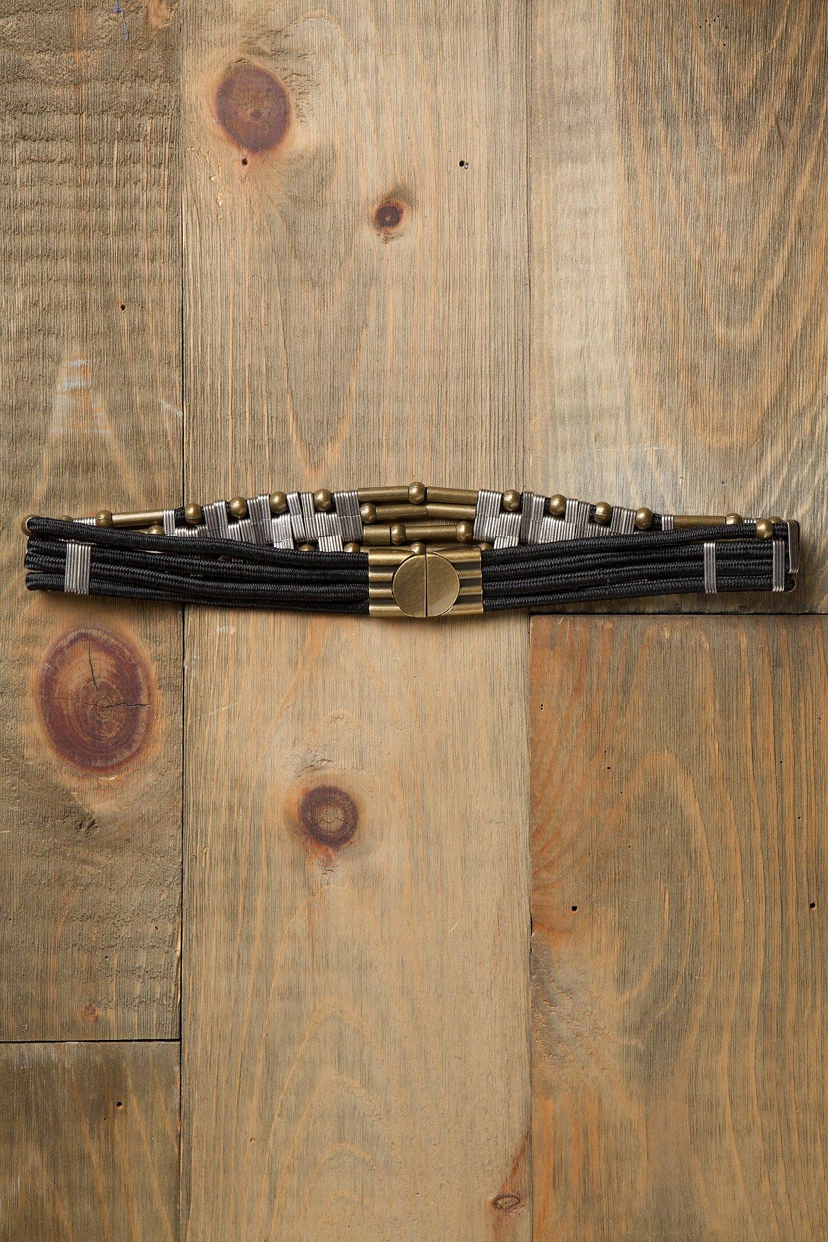 Heavy Metal Waist Belt