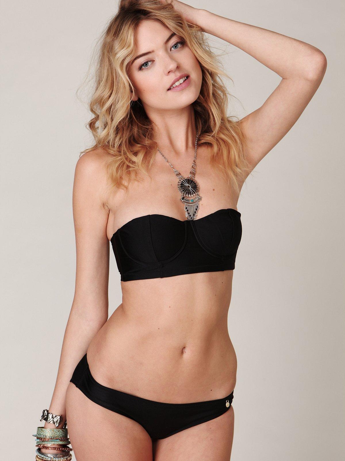 Vacancy Bustier Bikini