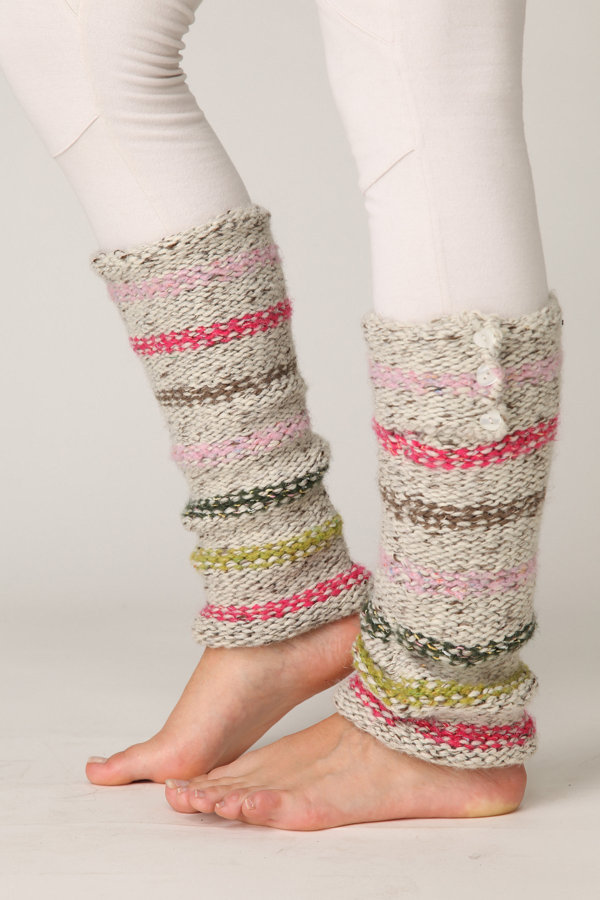 Candy Stripes Legwarmer