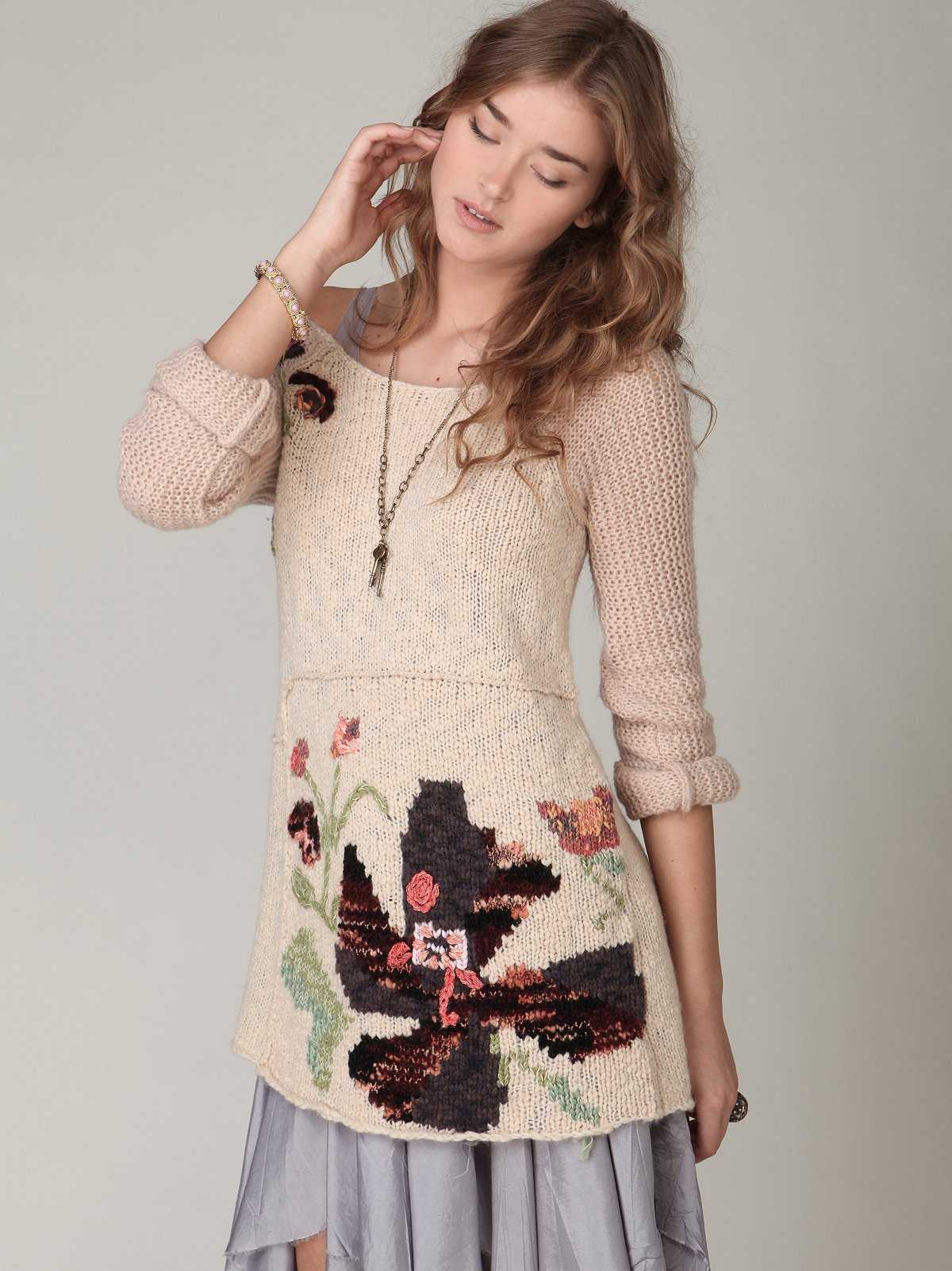 Sweet Pea Pullover