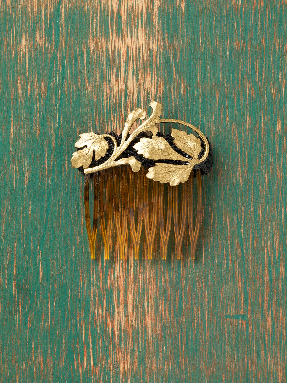 Filigree Hair Comb