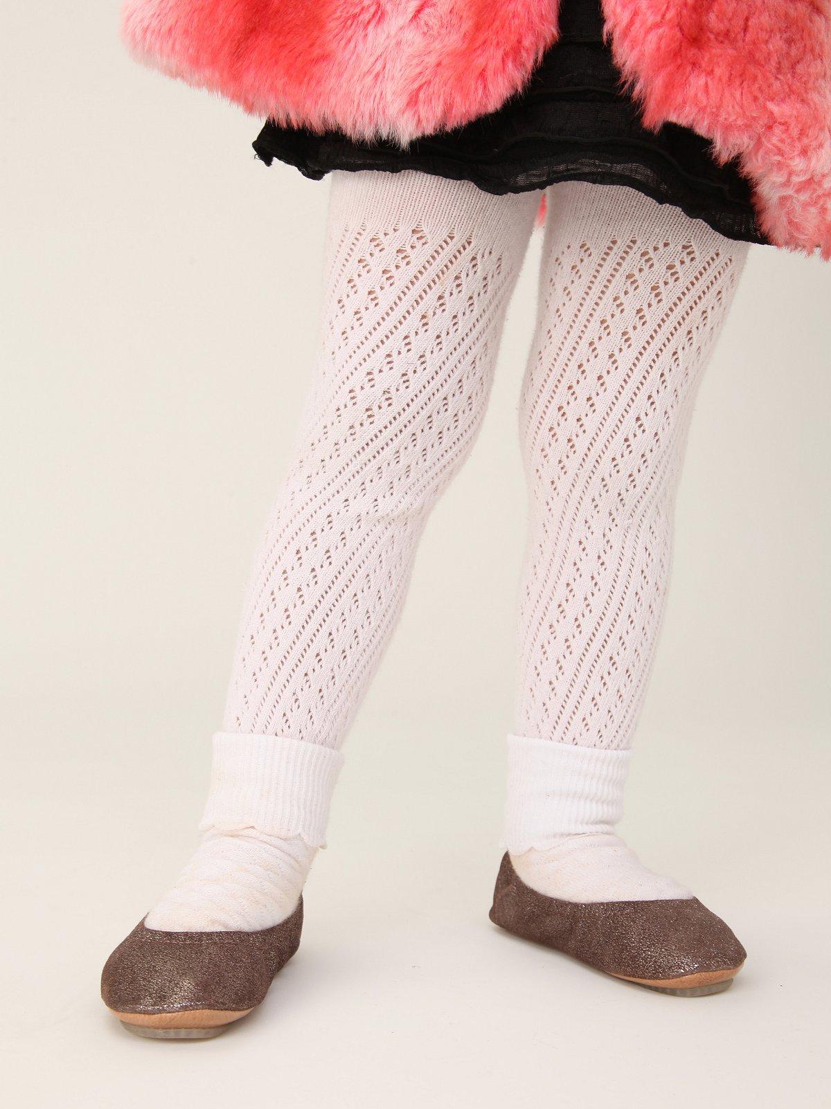 Wee People Organic Ruffled Socks