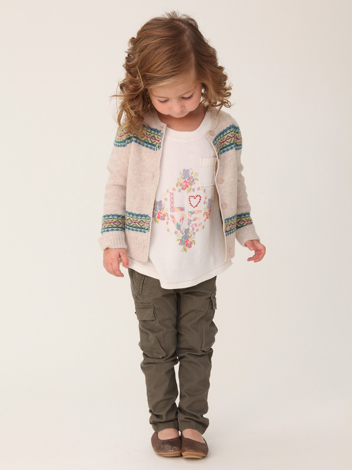 Wee People Girly Cargo Pant