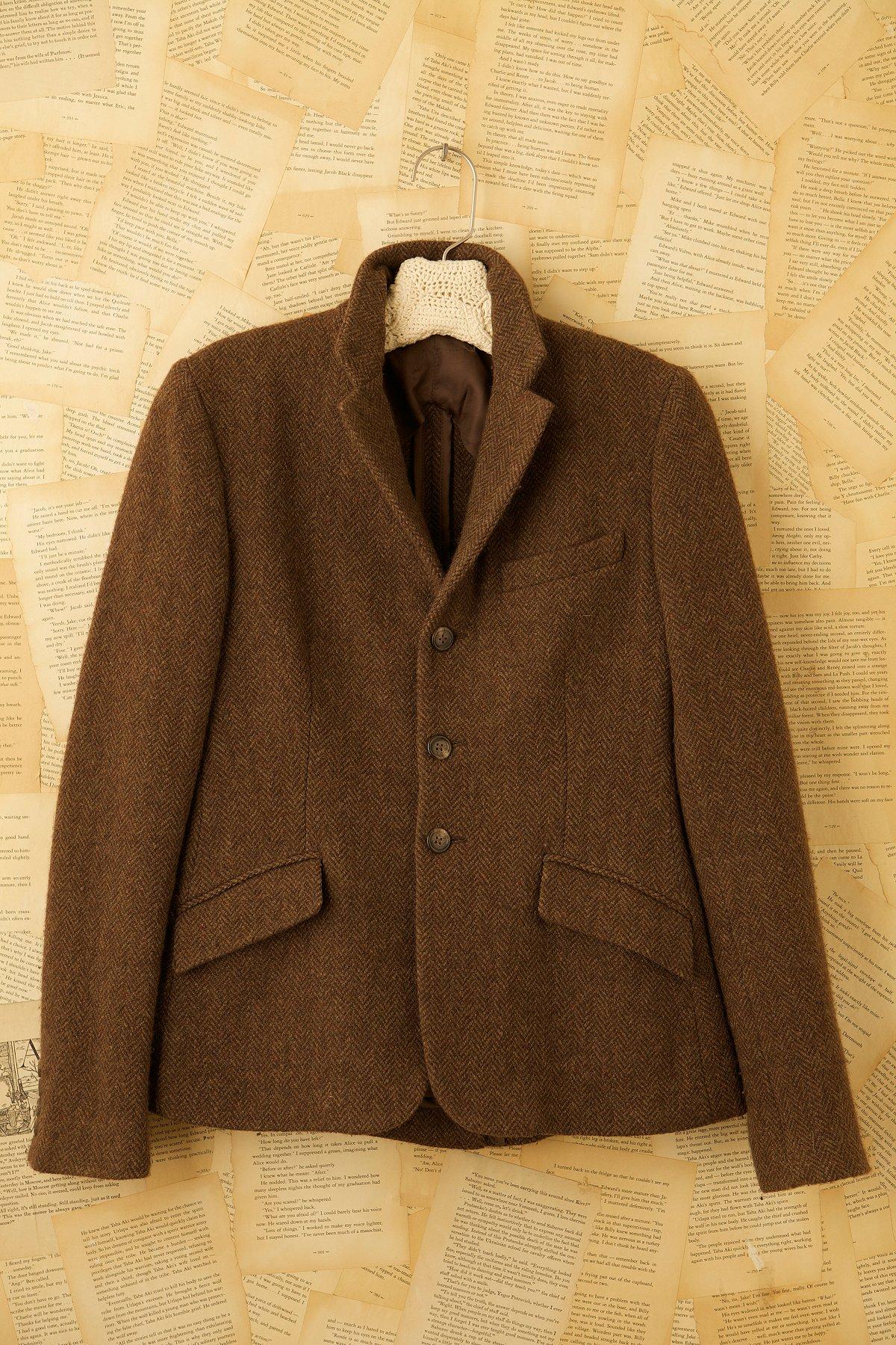 Vintage Cashmere Riding Jacket