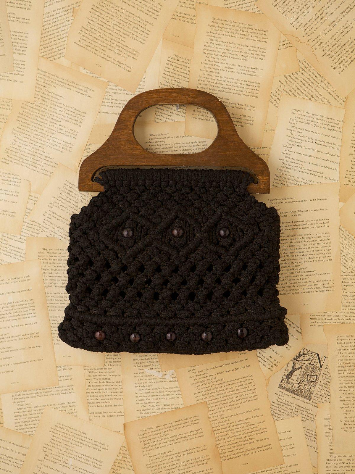 Vintage Sewing Bag