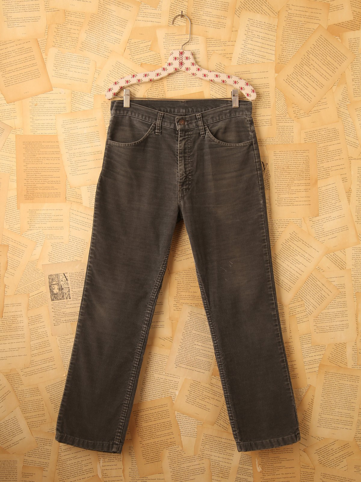 Vintage 1970s Levi's Cords