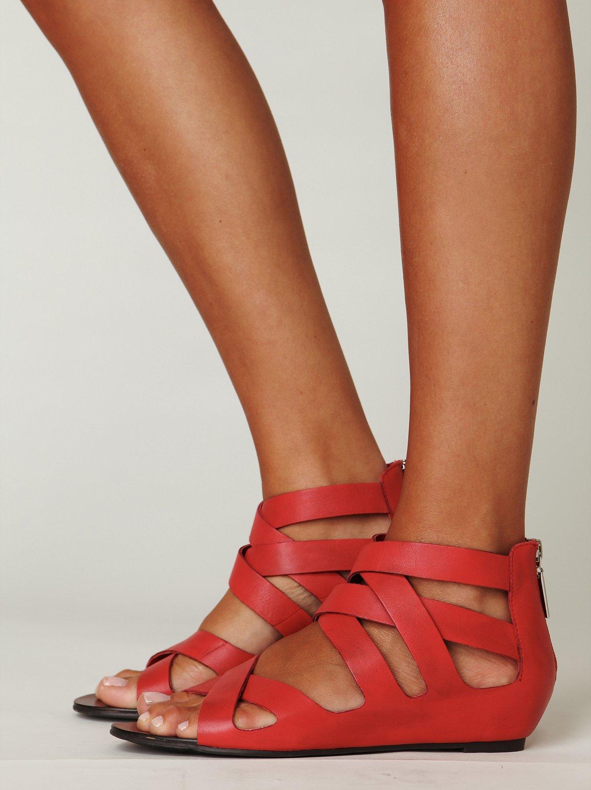 Marci Crisscross Sandal