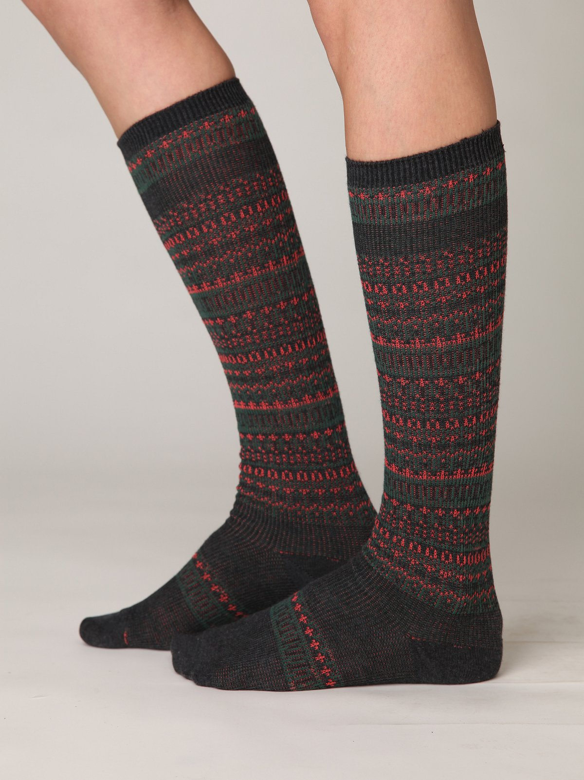 Nomad Knit Knee Sock