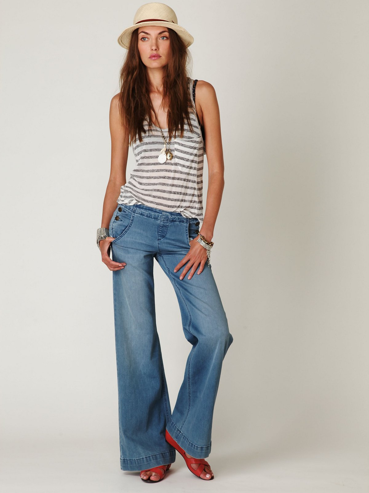 FP Sailor Relaxed Flare