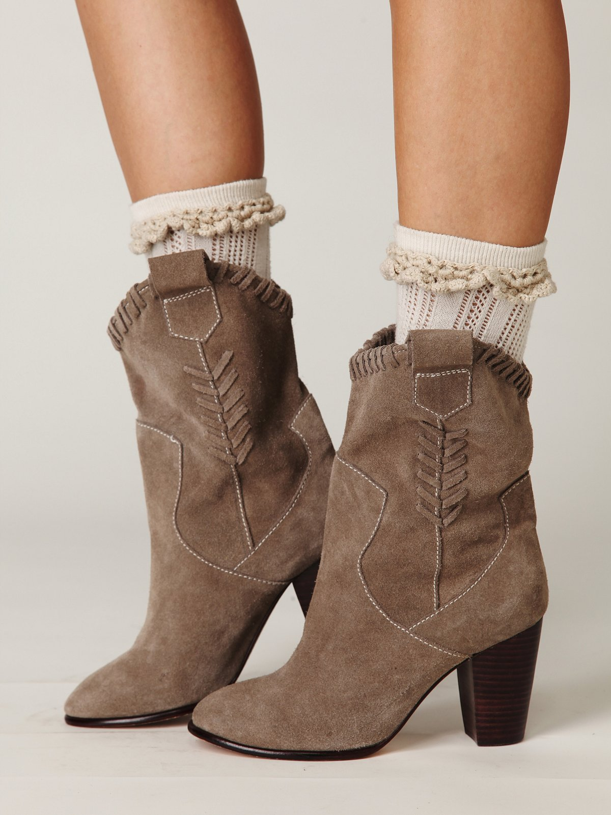 Southarrow Suede Boot