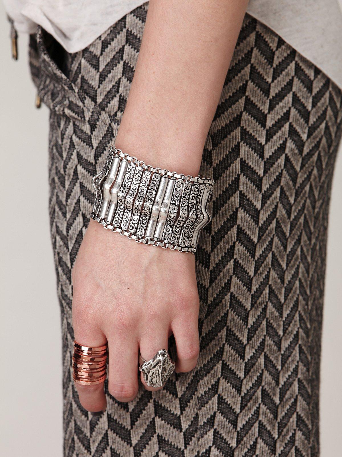 Cantina Metal Bracelet