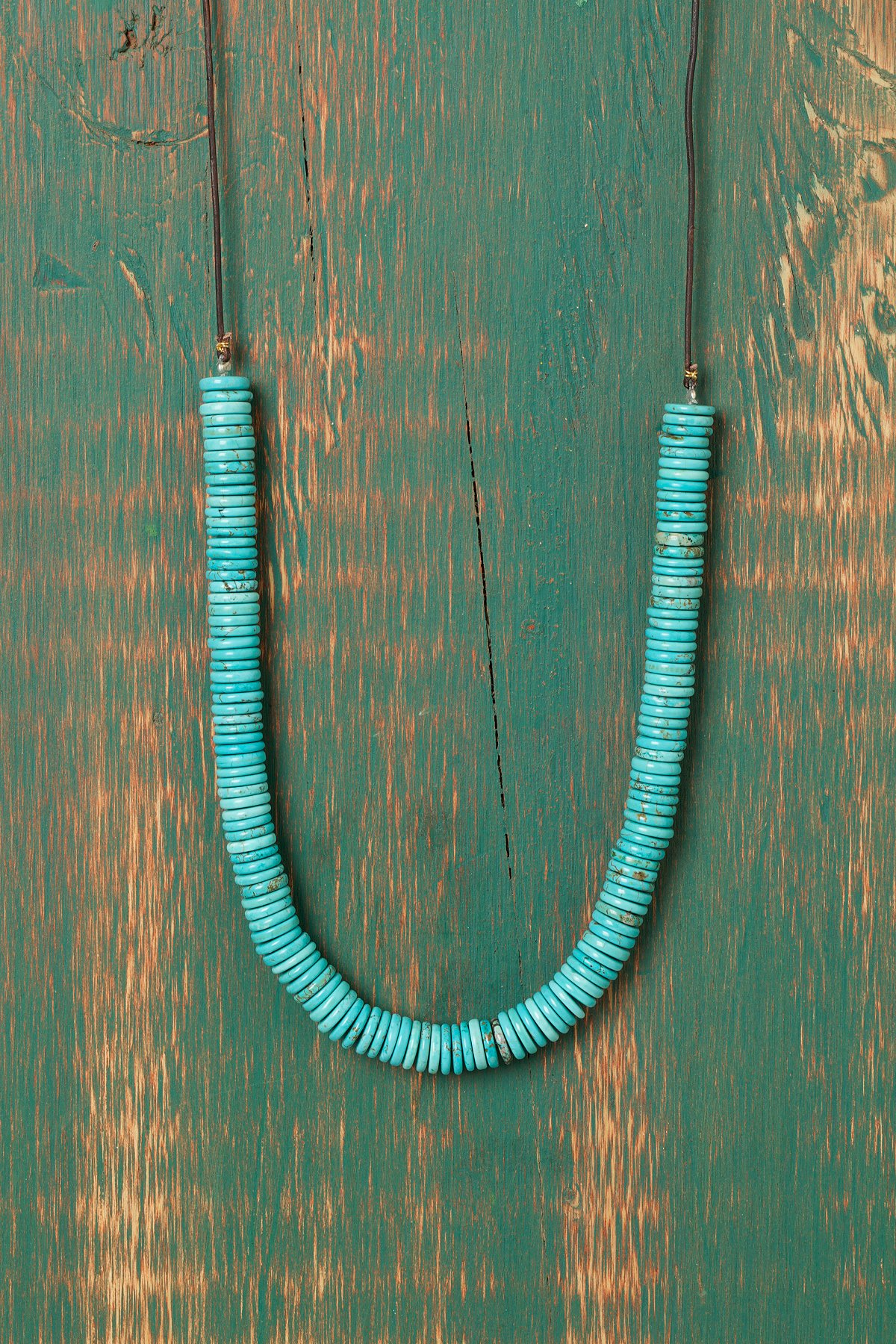 Spring Mountain Necklace