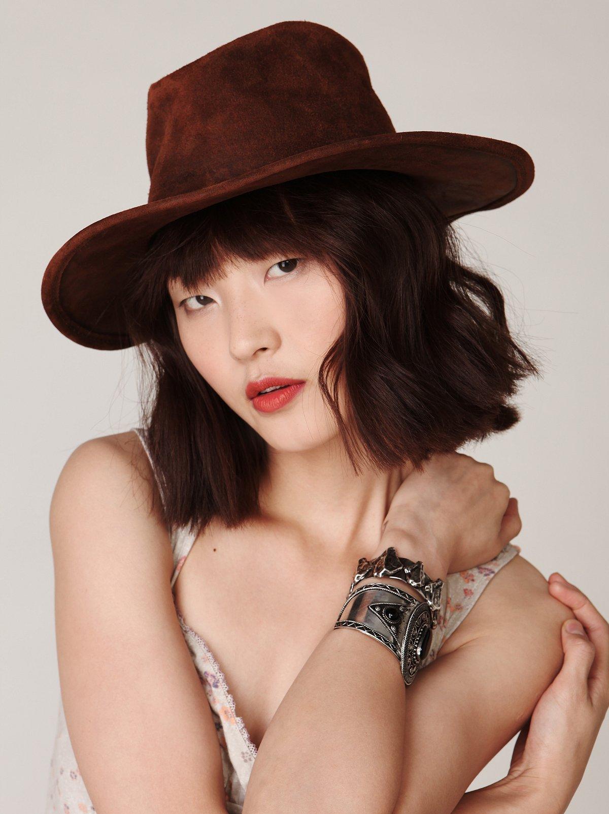 Phoenix Leather Hat