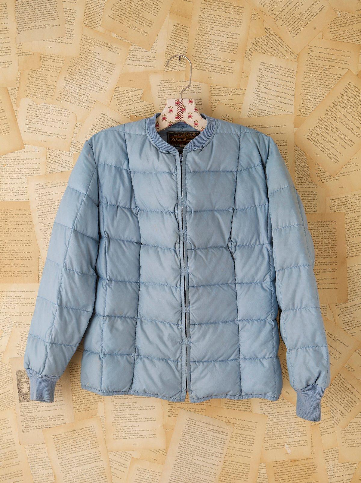 Vintage Eddie Bauer Goose Down Jacket