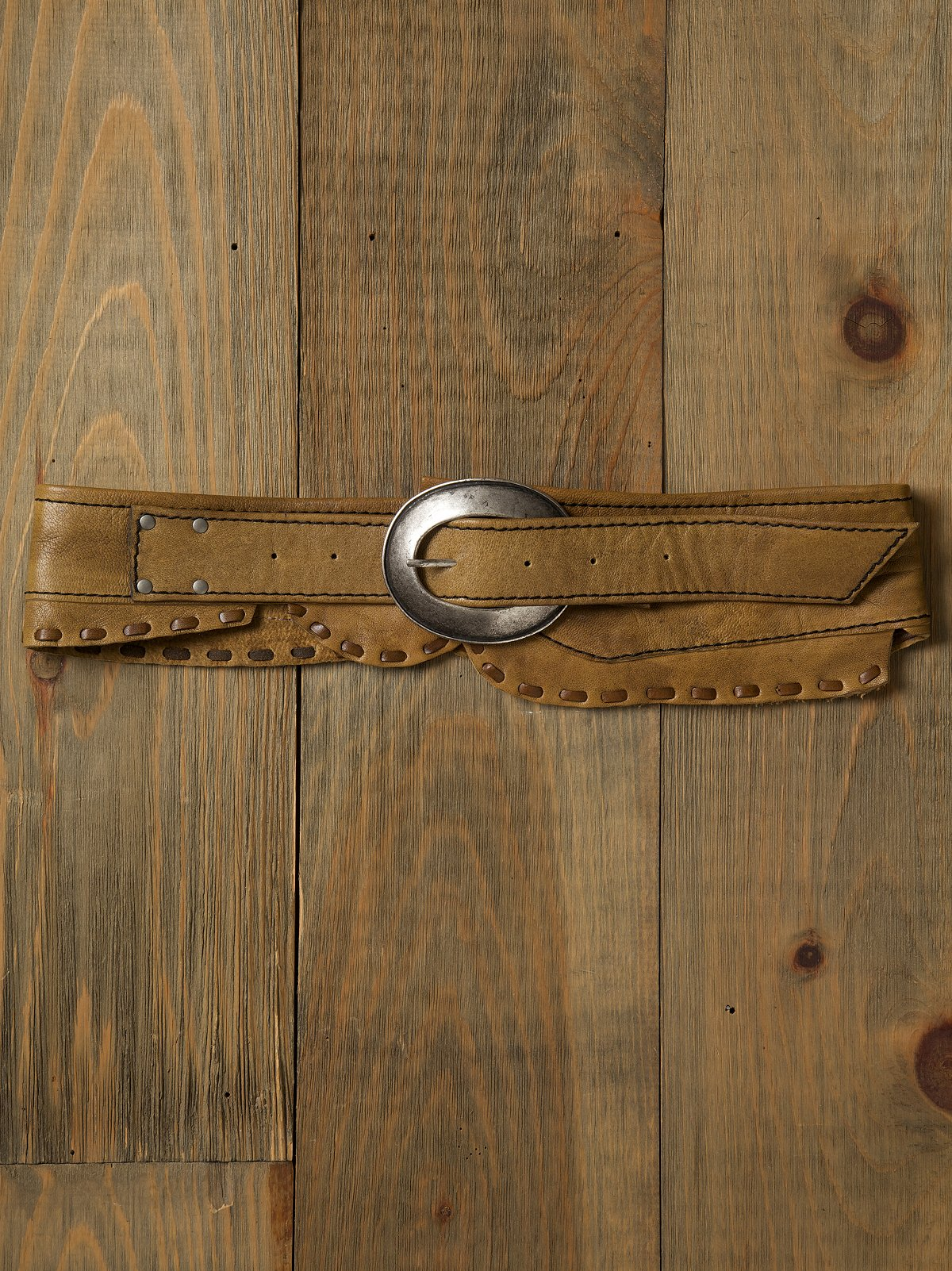 Rancher Leather Belt