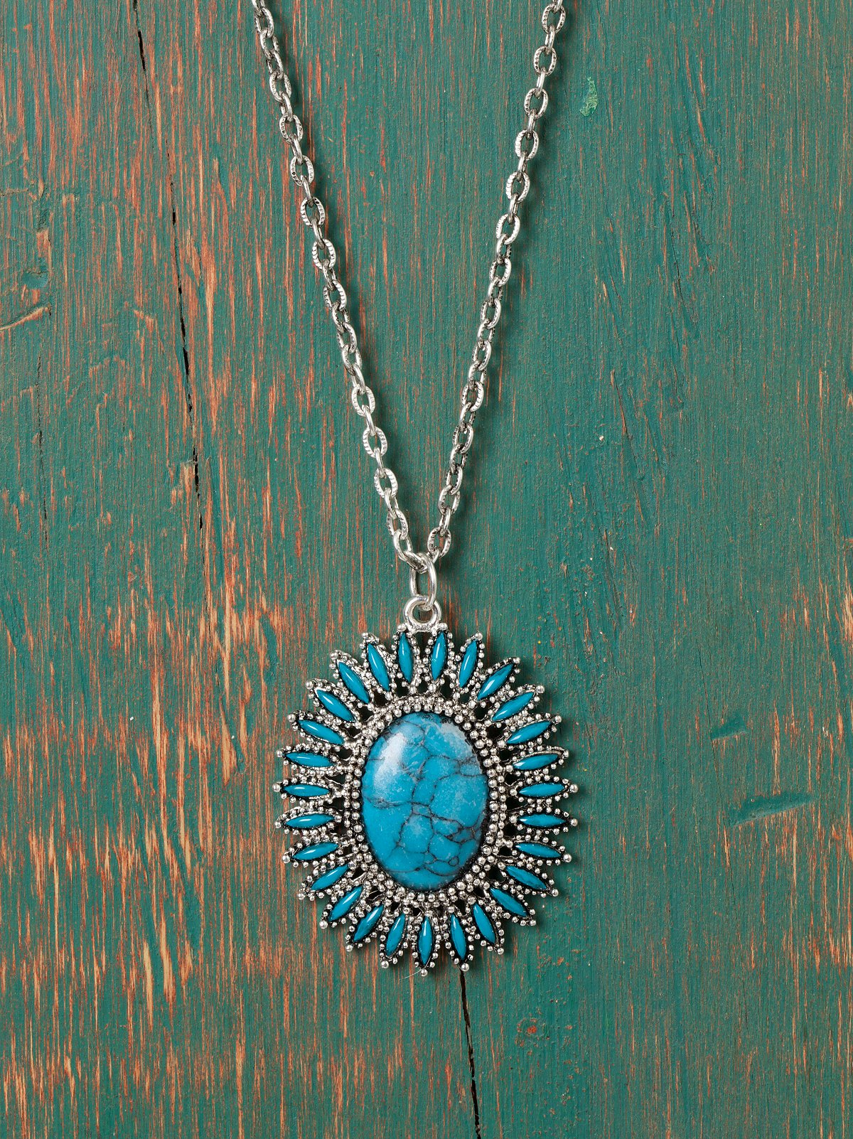 Reef Stone Necklace