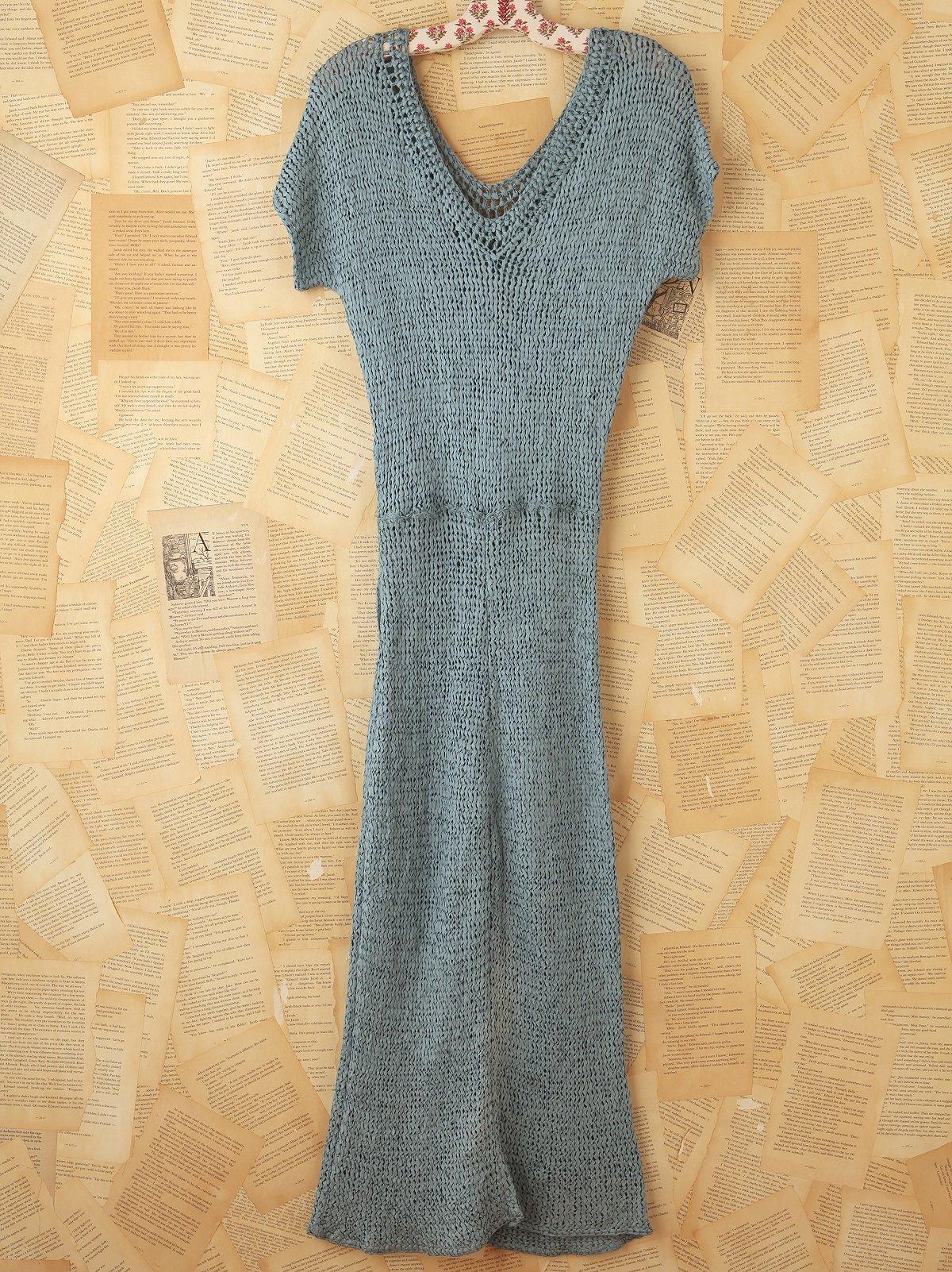 Vintage Ribbon Dress