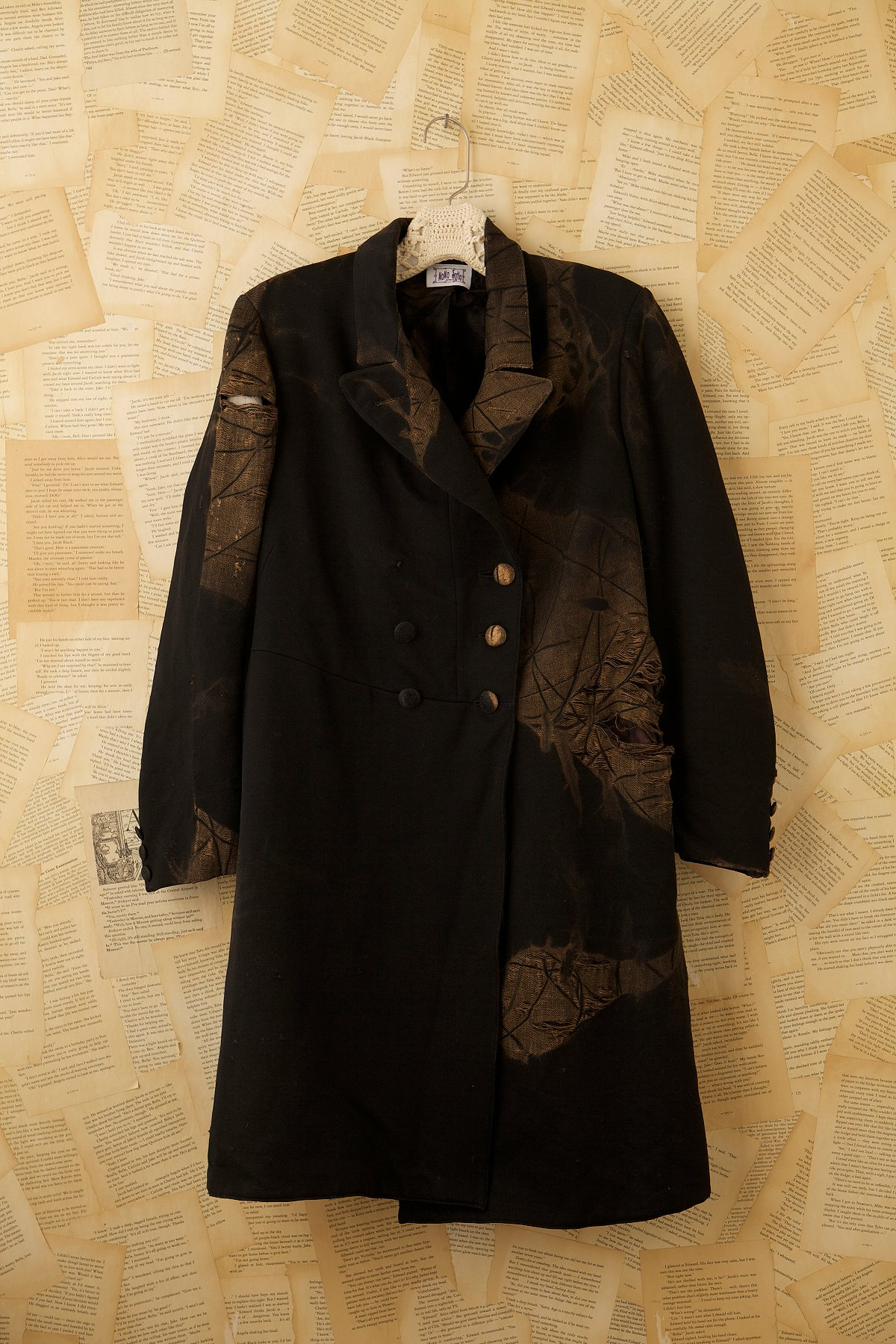 Vintage Three Button Topcoat