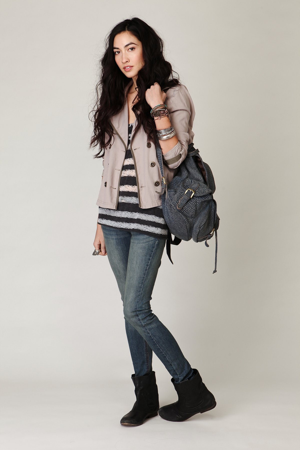 Super Skinny 5 Pocket Jean
