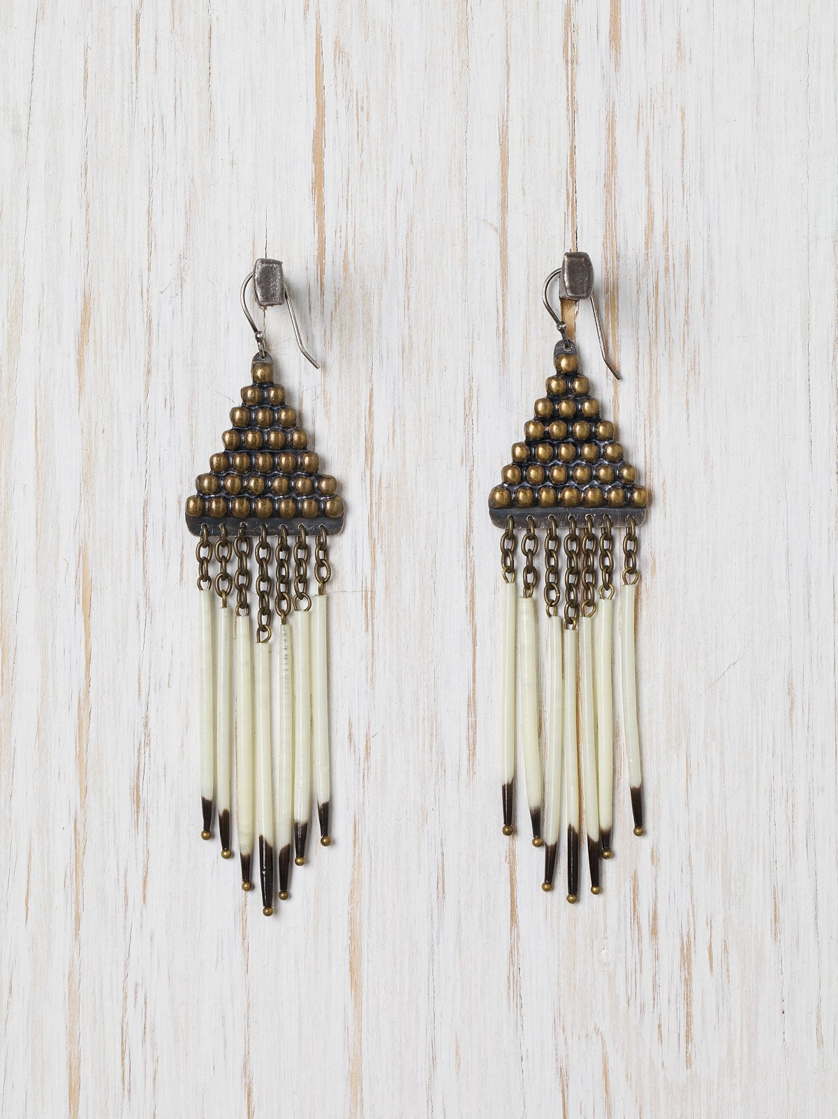 Giza Fringe Earrings