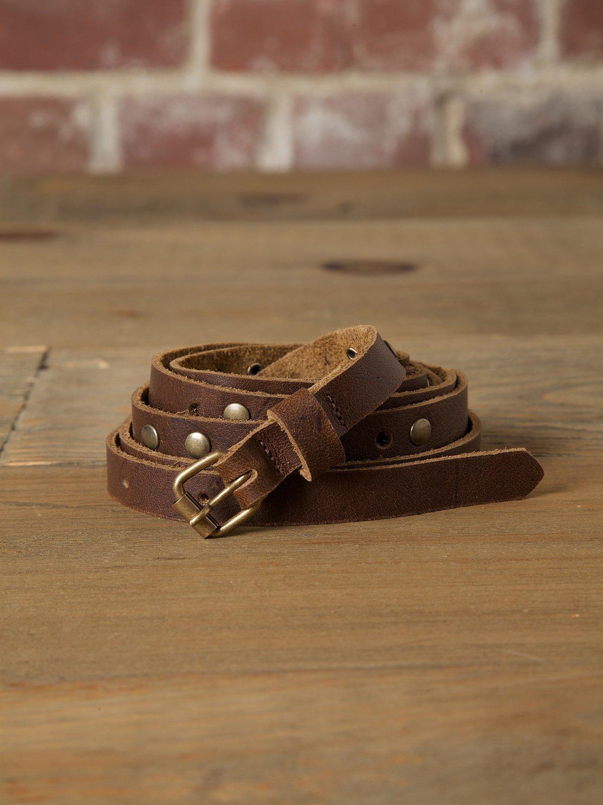 Rustico Wrap Belt
