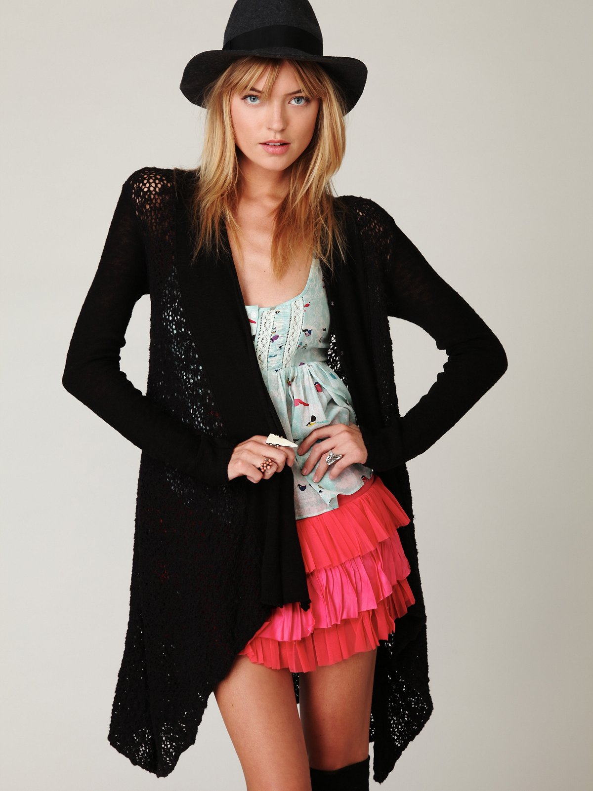 Love Me Do Cardigan